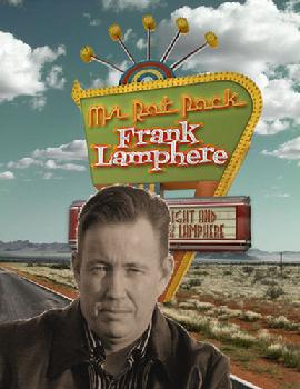 "Crooner Frank Lamphere sings his original ""Las Vegas"""