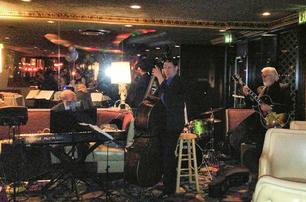 Rat Pack Jazz at The Hobnob in Racine Wisconsin